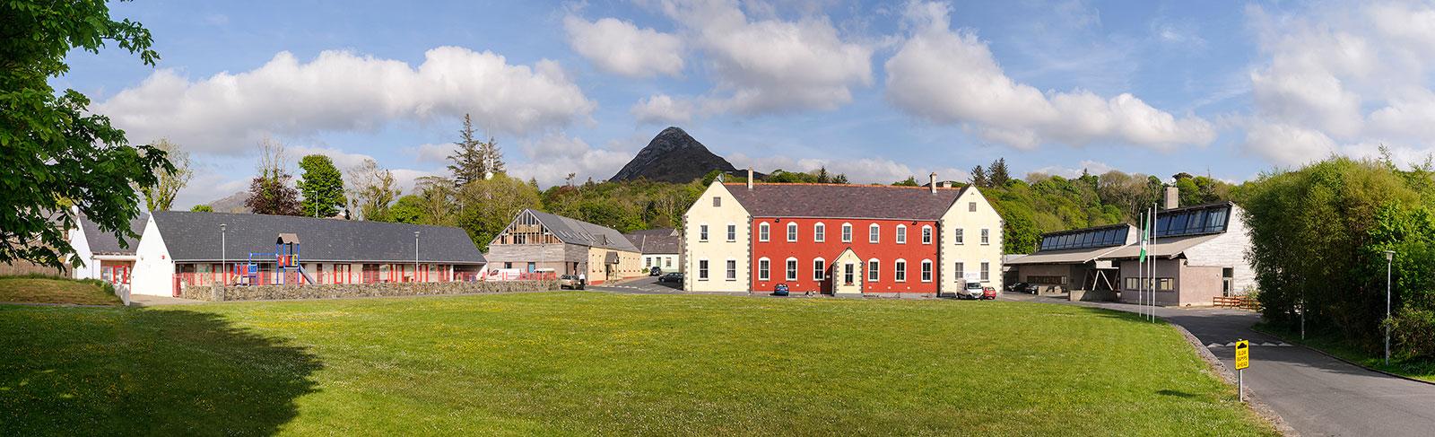 Connemara West, Letterfrack