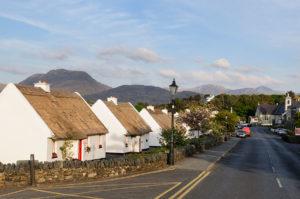 Renvyle Thatchred Cottages