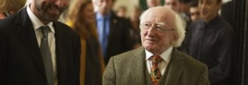 Visit by President Michael D Higgins and Mrs Higgins to Letterfrack