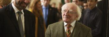 Visit by President Michael D Higgins and Mrs Higgins to Letterfrack